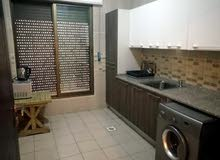 شقة مميزة جدا - للايجار في الدوار السابع - طابق ارضي -90 م - فخمة جدا