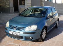 120,000 - 129,999 km Volkswagen Golf 2007 for sale