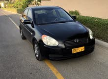 Black Hyundai Accent 2011 for sale