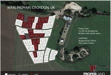 تملك ارضك في بريطانيا حيث الاستثمار الرابح