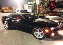 For rent 2011 Black Camaro