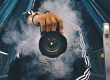 تصوير فوتغرافي ومونتاج وتصميم