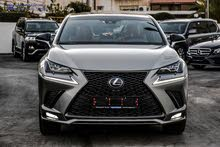 Automatic Lexus NX 2018