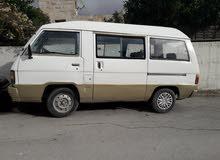 Manual Mitsubishi 1986 for sale - Used - Zarqa city