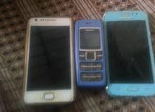 3 تلفونات للبيع