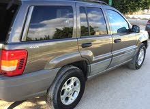 1 - 9,999 km Jeep Grand Cherokee 2002 for sale