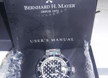 ساعة يد رجالي اصلية