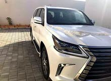 Lexus LX in Tripoli