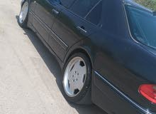 Mercedes Benz E500 car for sale 1997 in Al Khaboura city