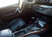 BMW X5 موديل 2003 لون سلفر فحص كامل فل اوبشن