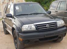 Suzuki Grand Vitara car for sale 2002 in Tripoli city