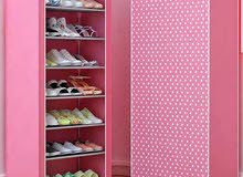 Multi layer shoes Rack Dustproof free delivery