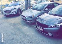 Automatic Hyundai 2016 for rent - Amman
