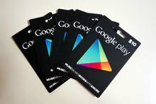 افضل اسعار بطاقات متجر جوجل بلاي , سوق بلاي , بطاقة شحن  ,   Google Play cards