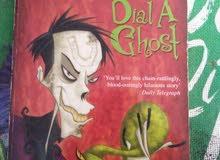 كتاب بالغة الانجليزى  (dail a ghost)