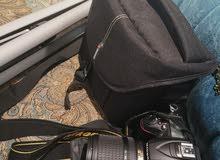 كاميرا نيكون7200 شبه جديدة