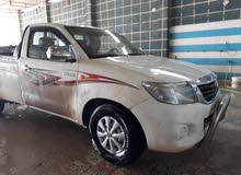 Used condition Toyota Hilux 2013 with 1 - 9,999 km mileage