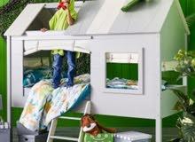 سرير اطفال مميز للبيع