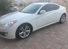 Hyundai Genesis 2012 For sale - White color