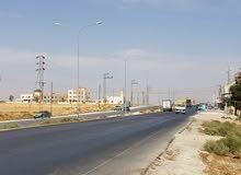 أرض للبيع بقوشان مستقل /المفرق /الغدير الابيض/بجانب كازية توتل