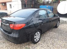 Black Hyundai Elantra 2009 for sale