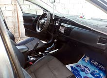 Automatic Blue Toyota 2014 for sale