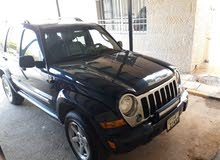 Automatic Blue Jeep 2006 for sale