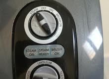 مكنسة بالبخار استعمال نظيف