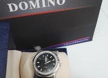 ساعة domino
