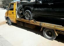افيكو ساحبة للايجار لنقل السيارات المعطلة داخل وخارج ليبيا تونس طرابلس مصراتة