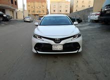 Toyota Camry car for sale 2018 in Jeddah city