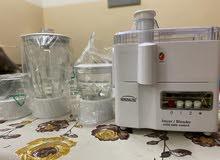 خلاط وعصارة 4*1 juicer and plender 4*1