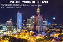 Live and work in Poland