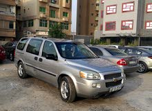 Silver Chevrolet Uplander 2007 for sale