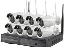 8 IP Camera Systems
