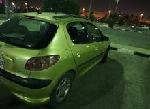 peugeot-206 2004 in good condition