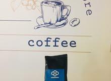 حبوب قهوه محمصه اربيكا 70% روبيستا30%