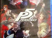 Persona 5 - PS4 (Not Used)