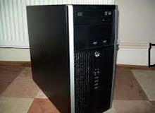 HP ELITEBOOK 6305 TOWER + _كارت فيجا (AMD RADEON)جهاز بموصفات محترمه لشغل الجرافيك