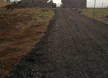 ارض 620 متر بالحنو /أراضي شمال عمان/