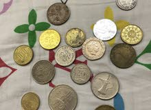coins of different country's