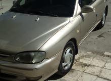 Beige Kia Sephia 1997 for sale