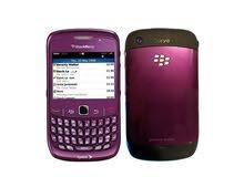 Brand new blackberry curve 8520 جديد زيرو وارد الخارج النسخه الاوروبيه
