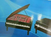 عرض خاص لفتره محدوده علي شنطة معالق  بيانو الماركه ارشا الماني مكونه من 134 قطعه