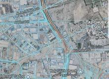 ارض سكنية مميزة للبيع في الغبرة الجنوبية على مسقط السريع