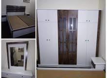غرف نوم جديده 1300ريال مع التوصيل والتركيب
