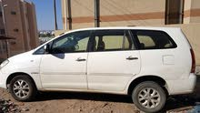 Used condition Toyota Innova 2006 with +200,000 km mileage