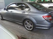 For sale 2010 Grey C 300