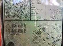 للبيع أرض سكنية كبيرة في مرتفعات العامرات الاولى مفتوحة من جهتين تم تخفيض السعر