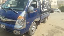Diesel Fuel/Power   Kia Bongo 2010